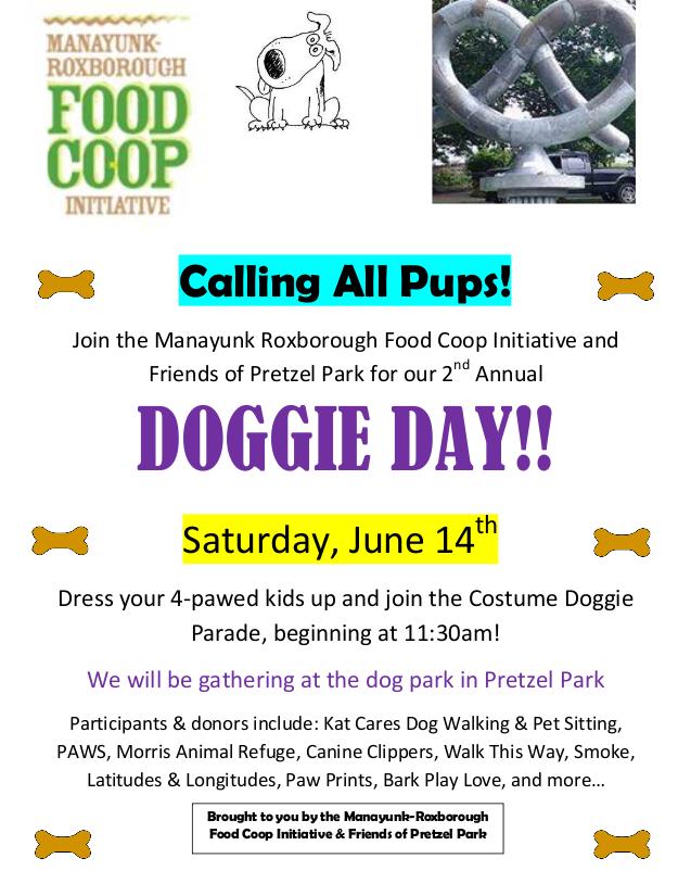 Doggie Day 2014